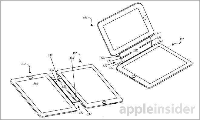 Apple phát triển nam châm giúp kết nối 2 iPad với nhau